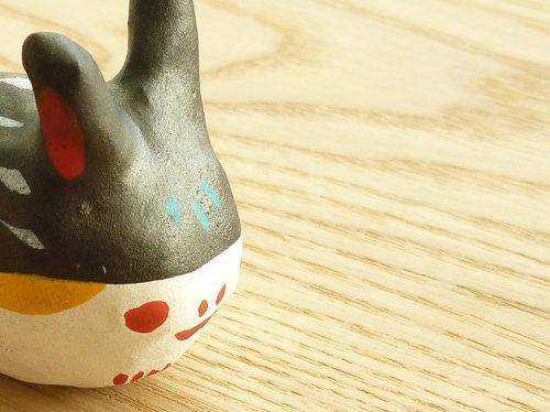 琉球張り子 兎 1