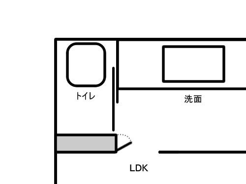 sanitary closet 003