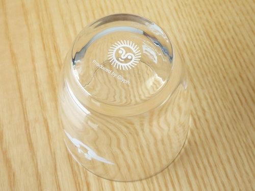 伊勢丹のワールドロゴデザインマーケットでスウェーデン鉄道のグラスを買いました04