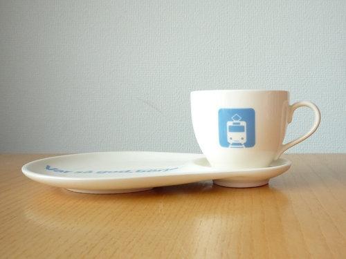 スウェーデン鉄道シリーズ第1号はカップ&スナックトレイでした02