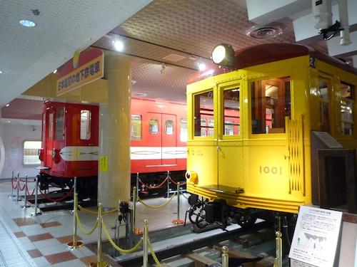 地下鉄博物館2
