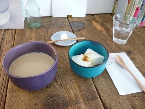 改装前に…「お茶とお菓子 横尾」に行ってきました002